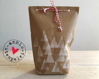 5 gift bags to the filling itself FIR