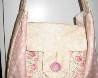 Slouch Pouch Mailed Paper Pattern by Sew Practical, Mom and Pop Craft