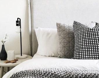 PILLAY Bedhead - Custom Made Upholstered Bedhead