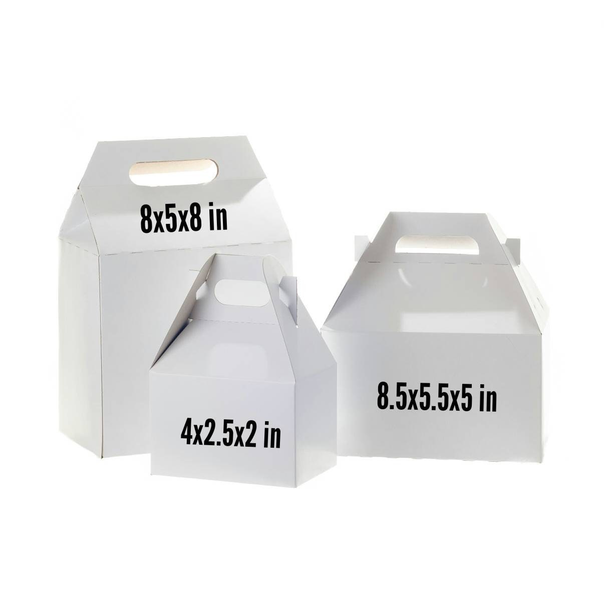 Gable Boxes, Gift Boxes, Birthday Gift Boxes, Wedding Favors, Party ...