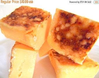 MEGA SALE Julie's Fudge - CREME Brulee - Half Pound