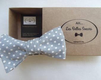 Knotted bow cotton fabric-Felix