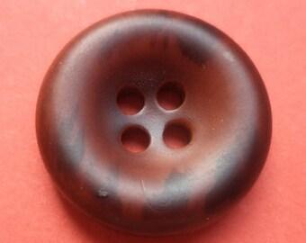 11 buttons 18mm dark brown (3521) button