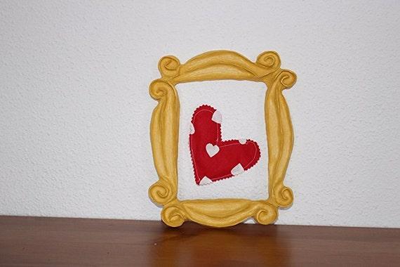 Friends TV Show. Monica\'s frame door. Frame Friends.