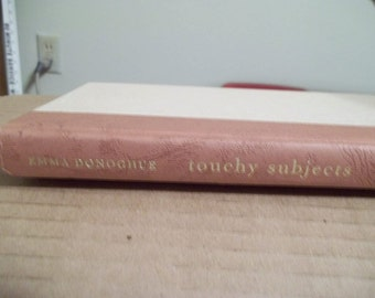 Touchy Subjects Kindle/e-reader cover