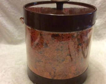 Vintage West Bend Thermo Serve Ice bucket.