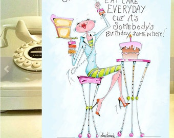 Funny birthday cards for women, women humor, birthday cards for women, funny women cards, birthday humor, birthday humor, funny birthday