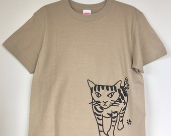 Gang Star Cat T-Shirt