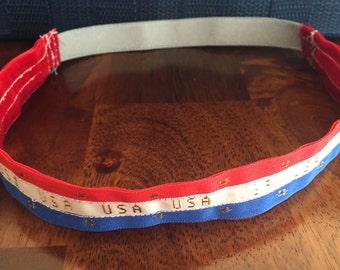 USA Non-slip headband