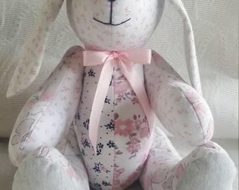 Bunny Keepsake, Keepsake Bear, Memorial Bear