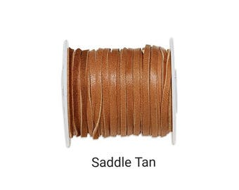 1/8 inch deerskin leather cord, genuine deerskin leather cord 1/8 inch, deerskin genuine leather lace 3mm, 3mm lace deerskin leather cord.