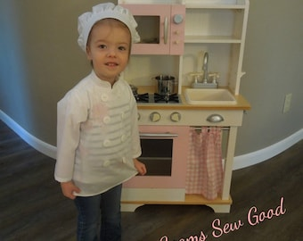 Chef Costume for Toddlers