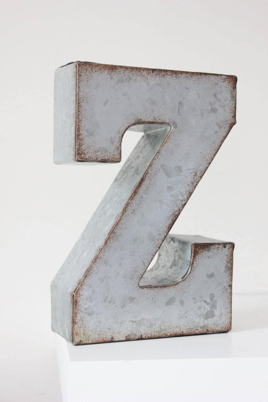 Metal Sign Letters For Sale Inspiration Sale Metal Letter Alphabet A To Z Zinc Steel Initial Home Room Design Decoration