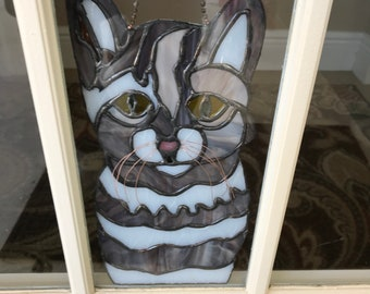 LARGE HAPPY CAT