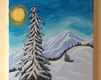 SALE - Winter Landscape
