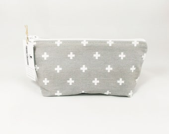 Swiss Cross Cosmetic Pouch Shaving Toiletry Bag