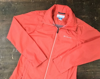 Womens Columbia Windbreaker