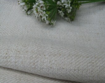 C 803 antique PLAIN ROLL upholstering fabric runner cushion WOW 4.59 yards handloomed 23.62 inches wide biological fabric