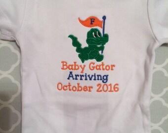 New Baby Gator
