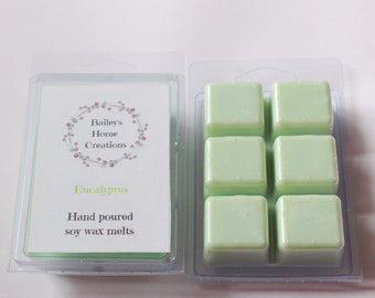 Eucalyptus Clamshell Wax Melts