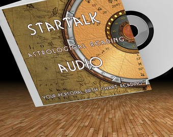 """StatTalk Professional Natal  and  Forecast reading .mp3 file.  Not a written report. """"Professional Series"""""""