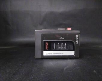 Sony Cassette-Corder TCM-21