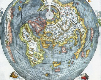 Antique world map, Map, Old world map, Historical maps, 131