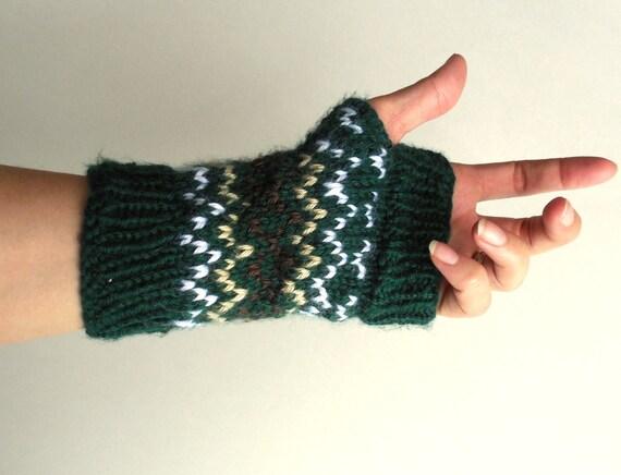 Pdf Knit Glove Pattern Fits Like A Glove Style Fingerless