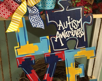 Autism awareness LOVE