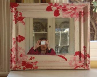 Hollyhock Mirror