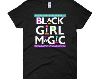 Black Girl Magic - Black Excellence - Black History Month T Shirt - I'm Rooting for Everybody Black
