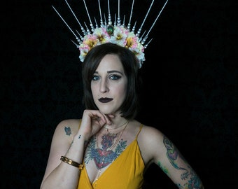 Secret Garden Headdress