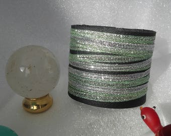 Handmade Cuff Bracelet.