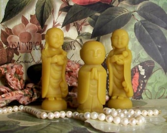 Jizo Beeswax Candles Your Choice