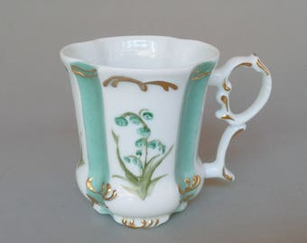 Lily of the Valley Tea Mug