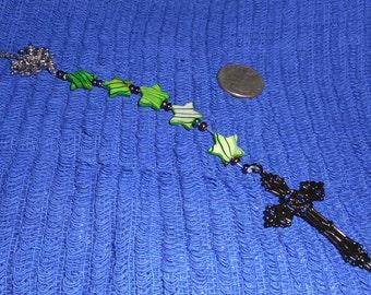 Stars and Tree of Life Prayer Beads (E 571)