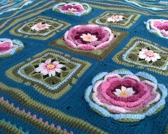 Lilypond blanket