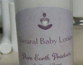 Natural Baby Lotion