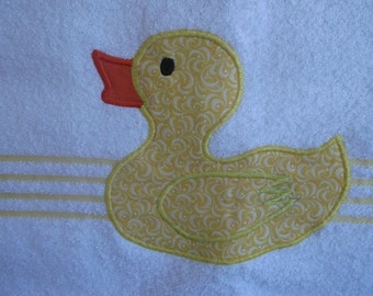 White Duck Towel