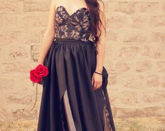 Iridian Kleid