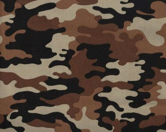 Blue Camo Fabric By The Yard Blue Camouflage Fabric By The
