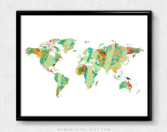 Sale typography world map typography poster world poster sale world map v2 turquoise print teal poster baby boy nursery map print globe poster country poster usa print pattern gumiabroncs Choice Image