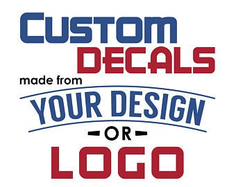 Custom Decal, Custom Window Decal, Personalized Car Decal, Personalized Decal, Create Your Own Decal, Custom Decal, Truck Decal
