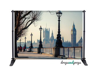 London - Photography Backdrop