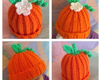 Perfect Pumpkin Hat