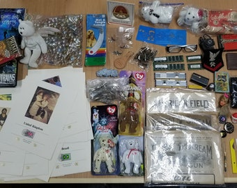 Destash Junk Drawer Steampunk Lot Stimulate Your Craftiness and Have Fun; Treasure Hunt -H1J128