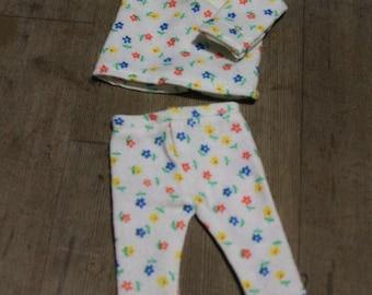 Yosd - 1/6 BJD Outfit PJ Pajamas  set.