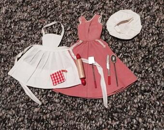 Vintage Barbie - Q Outfit #962