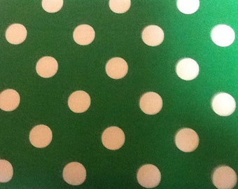 no. 1029 Dots fabric by the yard