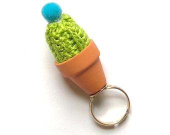 Cactus Pin Cushion Ring